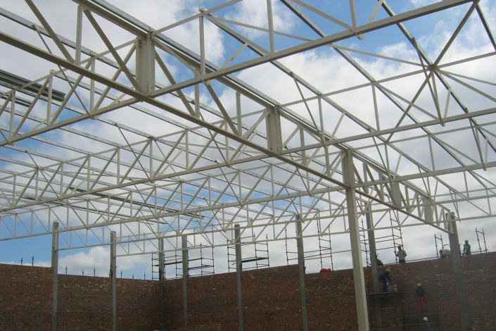 Shopping Centre Engineering - Structure