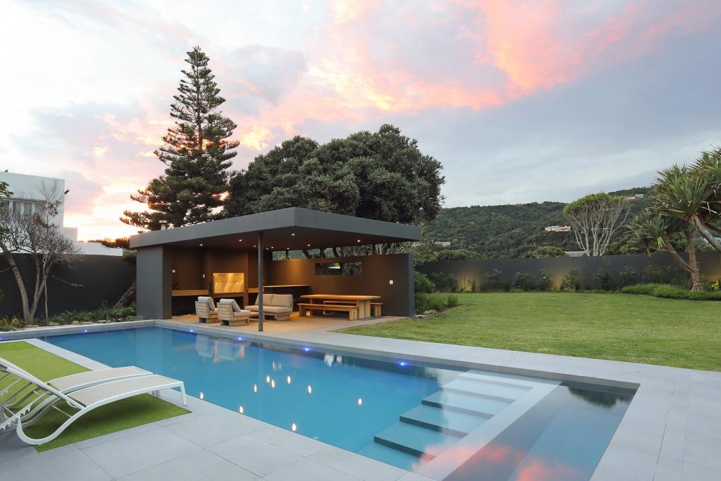 House Hisquin - Pool View