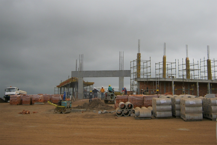 Building In Process