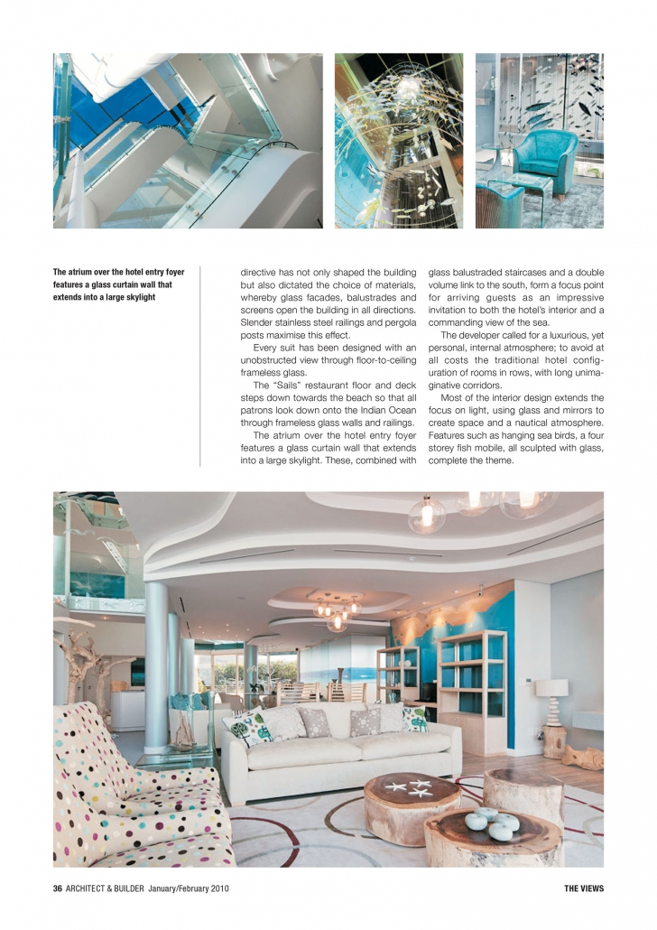 Architect and Builder Article - 3