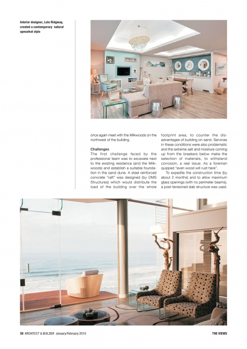 Architect and Builder Article - 5