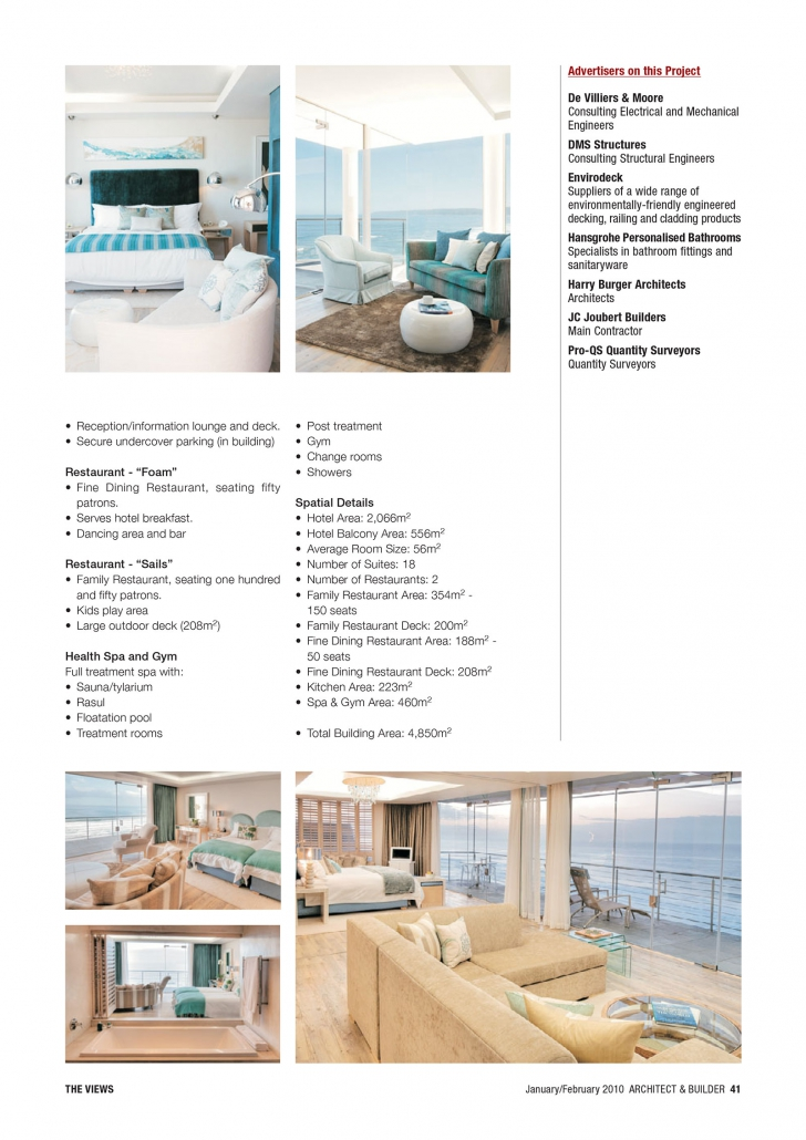 Architect and Builder Article - 8