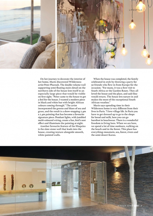 South Magazine Article - 2